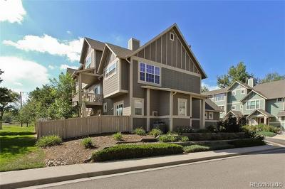 Longmont Condo/Townhouse Under Contract: 2241 Watersong Circle