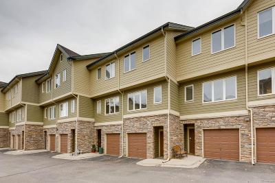 Arapahoe County Condo/Townhouse Under Contract: 2943 West Riverwalk Circle #R