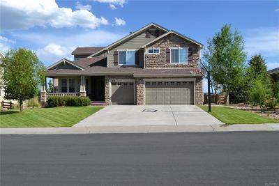 Parker Single Family Home Active: 4826 Wagontrail Court