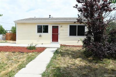 Arvada Single Family Home Under Contract: 6151 West 53rd Avenue