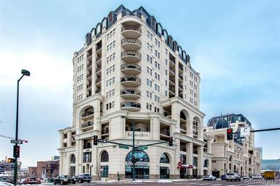 Denver Condo/Townhouse Active: 925 North Lincoln Street #7F-S