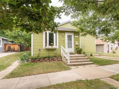 Louisville Single Family Home Active: 1417 Cannon Street