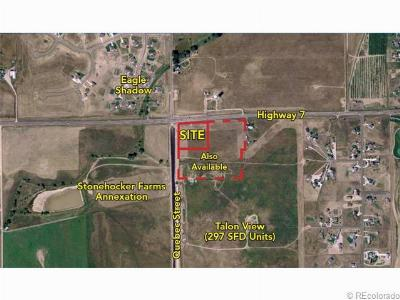 Thornton Residential Lots & Land Active: Section Of Highway 7 And Quebec Street