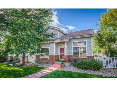 Broomfield Single Family Home Under Contract: 14333 Bungalow Way