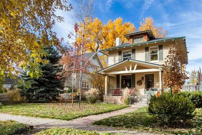 Single Family Home Under Contract: 431 North Marion Street