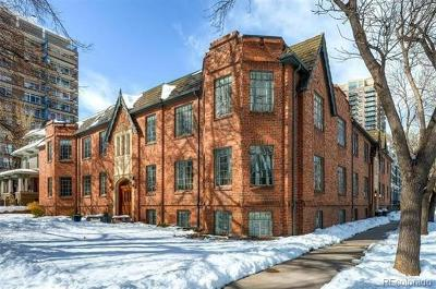 City Park, City Park North, City Park South, City Park West Condo/Townhouse Active: 3132 East 17th Avenue #B