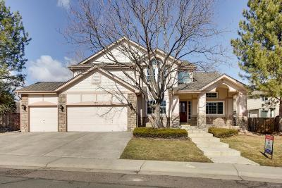 Littleton Single Family Home Under Contract: 5691 South Estes Way