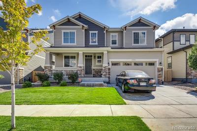 Commerce City Single Family Home Active: 15986 East 118th Place