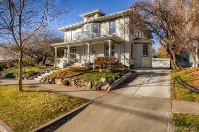 Denver Single Family Home Active: 4025 East 18th Avenue