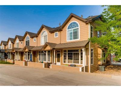 Superior Condo/Townhouse Under Contract: 2855 Rock Creek Circle #183