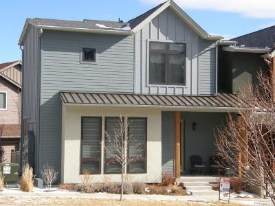Boulder Condo/Townhouse Active: 5318 5th Street #A