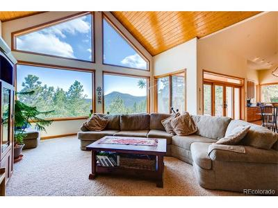 Conifer Single Family Home Sold: 8822 Wild Heart Trail