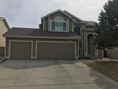 Castle Rock CO Single Family Home Sold: $410,000