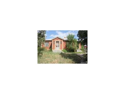 Golden, Lakewood, Arvada, Evergreen, Morrison Single Family Home Under Contract: 6590 West Louisiana Place