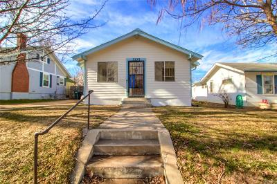 Englewood Single Family Home Under Contract: 3259 South Pennsylvania Street