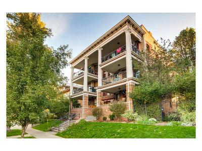 Condo/Townhouse Under Contract: 1560 North Ogden Street #D