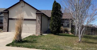 Thornton Single Family Home Active: 2070 East 97th Place