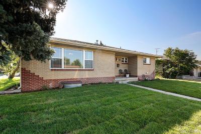 Commerce City Single Family Home Active: 7040 Poplar Street