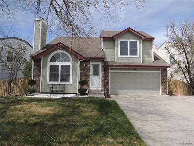 Parker Single Family Home Active: 10407 Strasburg Way