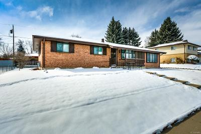 Hillcrest Single Family Home Under Contract: 1222 West 103rd Avenue