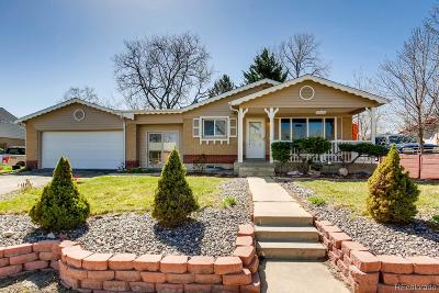 Northglenn Single Family Home Active: 10876 Larson Drive