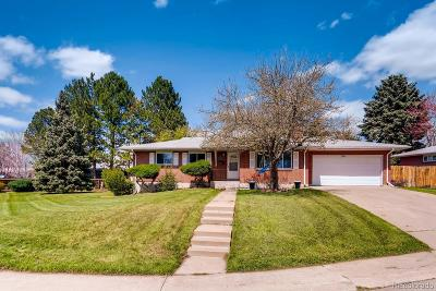 Single Family Home Under Contract: 7901 East Kenyon Drive