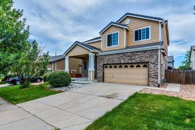 Commerce City Single Family Home Active: 16026 East 97th Place