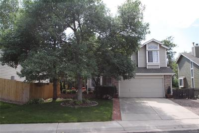 Thornton Single Family Home Under Contract: 1204 East 130th Drive