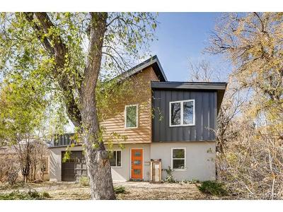 Denver Single Family Home Under Contract: 2525 Wolff Street