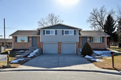 Arvada Single Family Home Active: 6321 Moore Circle
