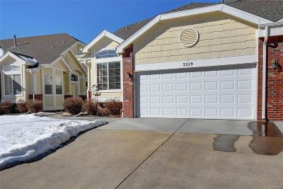 Castle Rock Condo/Townhouse Under Contract: 3219 Mount Royal Drive #34