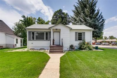 Berthoud Single Family Home Active: 835 8th Street