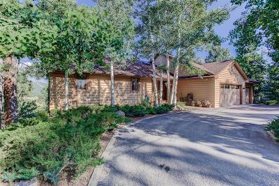 Golden Single Family Home Under Contract: 23078 Pinecrest Road