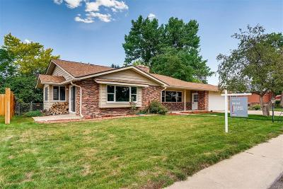Single Family Home Active: 12655 West 61st Avenue