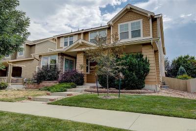 Broomfield Single Family Home Active: 2482 Lake Vista Drive