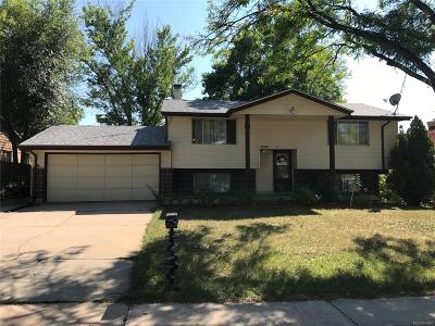Aurora Single Family Home Active: 12532 East Exposition Drive
