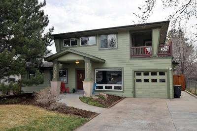 Boulder Single Family Home Active: 110 30th Street