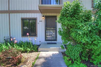 Lakewood Condo/Townhouse Active: 1044 Carr Street