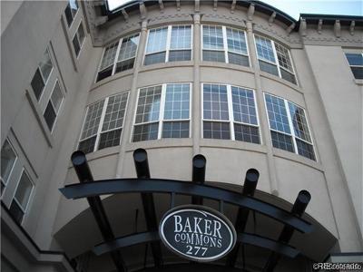 Baker, Baker/Santa Fe, Broadway Terrace, Byers, Santa Fe Arts District Condo/Townhouse Active: 277 Broadway #308