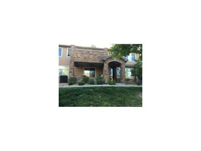 Highlands Ranch, Lone Tree Condo/Townhouse Under Contract: 8552 Gold Peak Lane #D