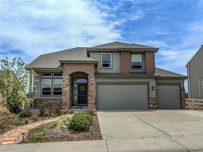 Castle Rock Single Family Home Active: 5152 Fawn Ridge Way