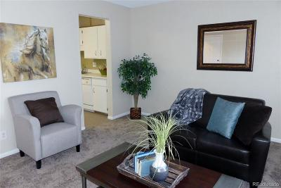 Lakewood Condo/Townhouse Under Contract: 232 South Brentwood Street #204