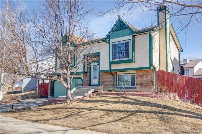 Broomfield Single Family Home Under Contract: 12618 Julian Street