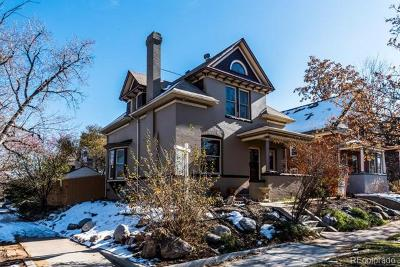 Denver Single Family Home Active: 2250 Hooker Street