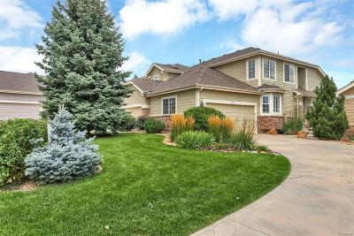 Castle Pines Condo/Townhouse Under Contract: 1418 Pineridge Lane
