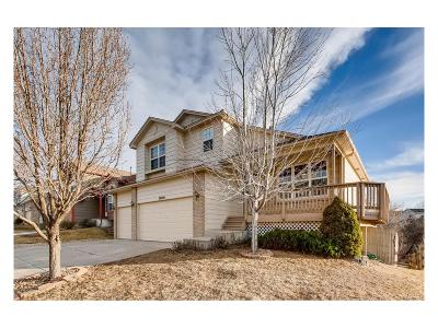 Centennial Single Family Home Under Contract: 20704 East Belleview Place