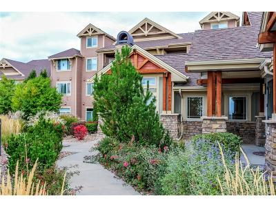 Littleton Condo/Townhouse Active: 10056 West Unser Drive #107