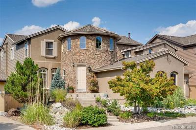 Highlands Ranch Single Family Home Active: 2833 Danbury Avenue
