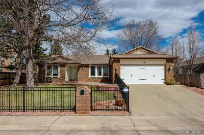 Arvada Single Family Home Active: 11437 West 76th Place