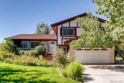 Aurora Single Family Home Under Contract: 17193 East Brown Circle